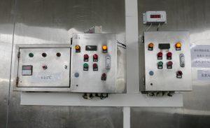 P工場の冷蔵庫
