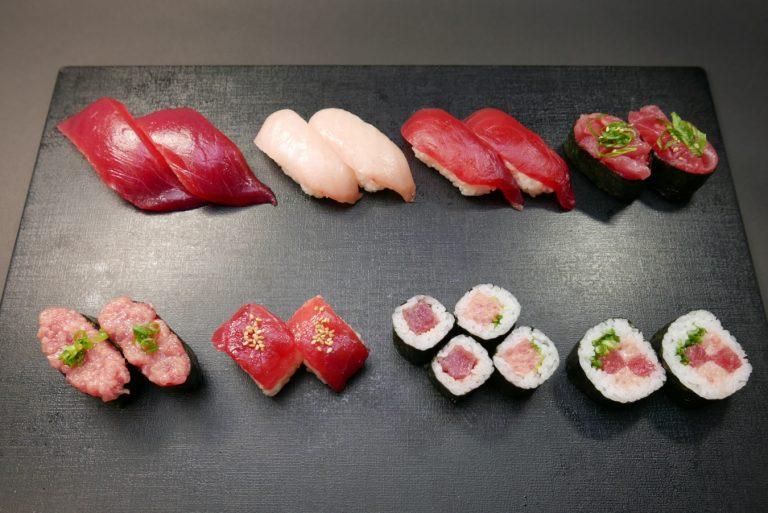 握り寿司盛り合わせ5
