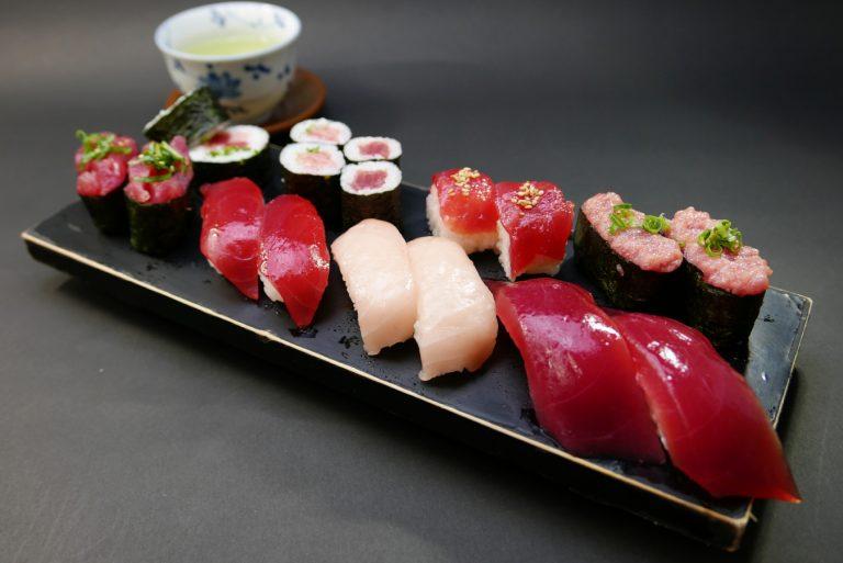 握り寿司盛り合わせ4