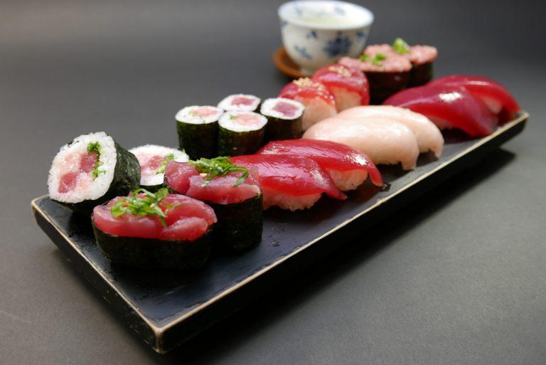 握り寿司盛り合わせ2