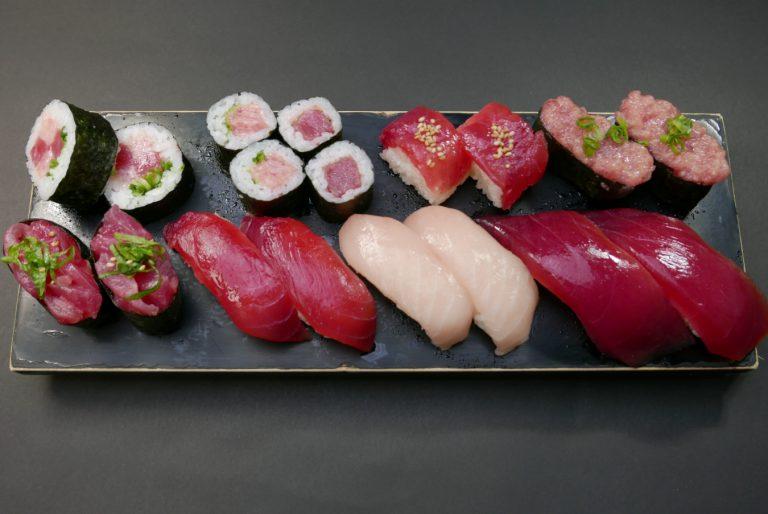 握り寿司盛り合わせ3